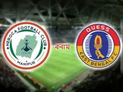 I League 2018 19 Neroca Fc Vs East Bengal Match Report