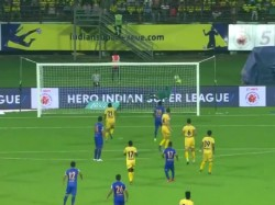 Mumbai City Fc And Hyderabad Fc S Match End With Draw