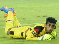 Isl 2018 Neufc Goalkeeper Tp Rehenesh Put Under Interim Suspension