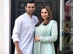 Baby Boy Sania Mirza Shoaib Malik Humbled Says Proud Father