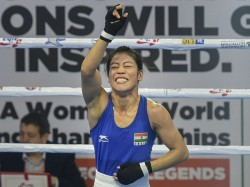 World Boxing Championships 2018 Mary Kom Wins Record Equalling Sixth Gold