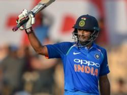 Indian Batsman Ambati Rayudu Announces Retirement From First Class Cricket