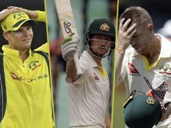 Cricket Australia Upholds Ban On Bancroft Smith Warner