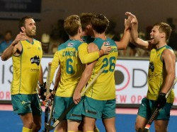 Hockey World Cup 2018 Australia Vs Ireland Match Report Defending Champion Starts With Victory