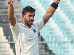 Ranji Trophy 2018 19 Manoj Tiwary Carries Bengal Over 500 With His Double Ton