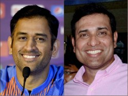 Ms Dhoni Drove Team Bus After Becoming India S Test Captain Reveals Laxman
