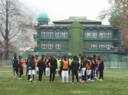 I League 2018 19 Preview The Match Between Real Kashmir Fc And Mohun Bagan