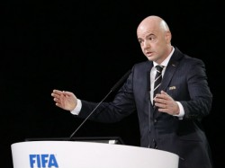 Fifa World Cup 2022 Infantino Pledges Best Ever World Cup Qatar