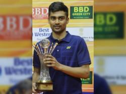 Syed Modi International Sameer Retains Title Saina Loses Final