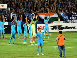 Afc Asian Cup 2019 India Play Third Friendly Before The Tournament Against Oman