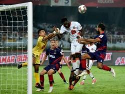 Isl 2018 Atk Vs Fc Goa Match Report Atk Holds Dominant Goa To A Goalless Draw