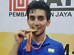 Bwf World Junior Championship Indian Shuttler Lakshya Sen Enters Semifinals