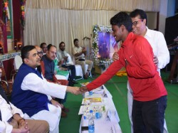 Footballer Laxmi Mandi Was Given Assurance Job Subhendu Adhikari
