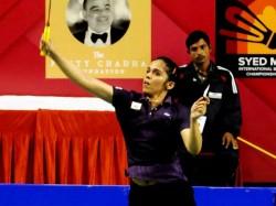 Sameer Saina Make It Semis Kashyap Bows Out