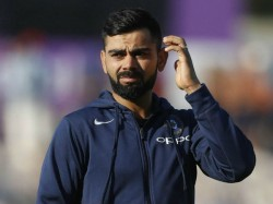 Virat Kohli Wears Shorts Toss At Warm Up Test Criticized On Social Media