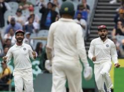Australia Vs India Tendulkar Leads Cricket Fraternity Hailing Team India For Melbourne Testwin