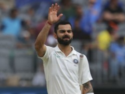 Australia Vs India Perth Test Australia On Top Despite Kohli S Stunning Century