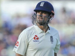 Former England Captain Alastair Cook Knighted