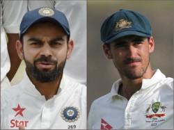 Australia Vs India Few Words Will Be Spoken Kohli Starc On The Same Side