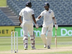 Australia Vs India First Test Top Order Should Have Batted Better Says Pujara