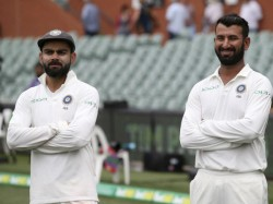 Australia Vs India Pujara Kohli Shine As Team India Create Records In Adelaide Test