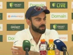 Australia Vs India Captain Kohli Wants Create History Sydney Insists The Job Isn T Done