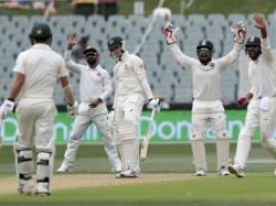 India Vs Australia Indians Starts Sledging During Australia S First Innings