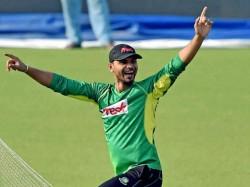 Bangladesh General Elections Landslide Victory Cricketer Mashrafe Mortaza