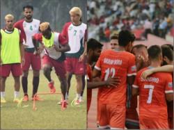 I League 2018 19 Report The Match Between Mohun Bagan Chennai City Fc