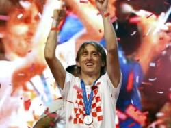 Luka Modric Wins Ballon D Or Cap Brilliant