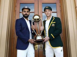 India Is Disadvantage Adelaide First Test Against Australia