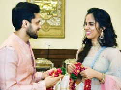 Saina Nehwal Parupalli Kashyap Get Married