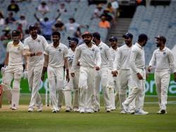 India Keeps Huge Target Front Australia Melbourne Test