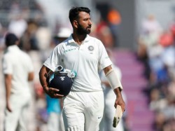Australia Vs India First Test Pujara Stands Tall Amongst The Ruins