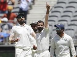 India Vs Australia Shami Says There Should Have Been Spinner In The Indian Eleven