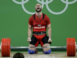 Five Olympic Weightlifters Suspended After Restesting Doping