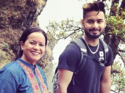 Australia Vs India 4th Test Rishabh Pant S Heart Warming Mother S Birthday