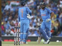 Australia Vs India 1st Odi Match Report India Lose The Match By 34 Runs