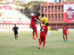 I League 2018 19 Churchill Brothers Real Kashmir Share Point