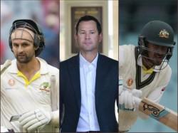 Australia Vs India Ponting Slams Lyon Starc Not Using Drs