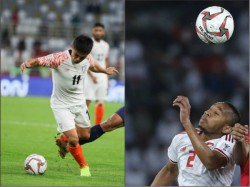 Afc Asian Cup 2019 India V Uae Last 5 Encounters