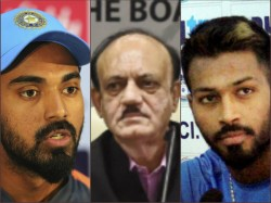 Let Pandya Rahul Play While Inquiry Is On Bcci President Urges Coa