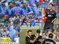 New Zealand Vs India 4th Odi Statistical Preview