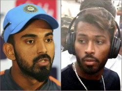 Hardik Pandya Kl Rahul From 1st Revealed Bcci Sources