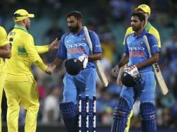 Australia Vs India 1st Odi Australia Get 1000th Win Sydney