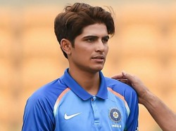 Duleep Trophy 2019 Shubman Gill To Lead India Blue Squads