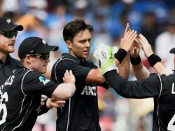 New Zealand Vs India 4th Odi Record Breaking Day Trent Boult