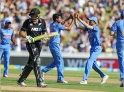 New Zealand Vs India 4th Odi Loss Is Reality Check Says Bhuvneshwar Kumar
