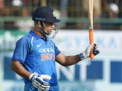 Australia Vs India 1st Odi Ms Dhoni Becomes Fifth Indian Score 10000 Odi Runs