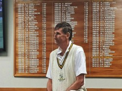 Former New Zealand Fast Bowler Ewen Chatfield Retires At